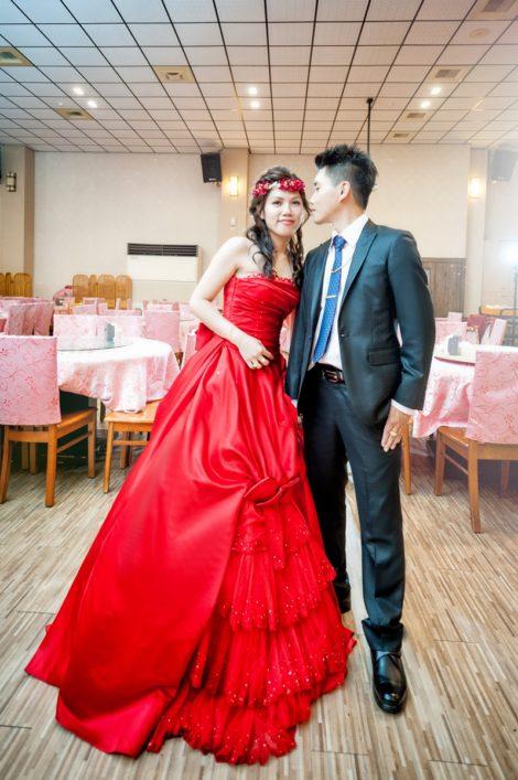台南婚攝/婚禮攝影/婚禮紀錄/新松子日式料理餐廳/哲寬+翊蘐