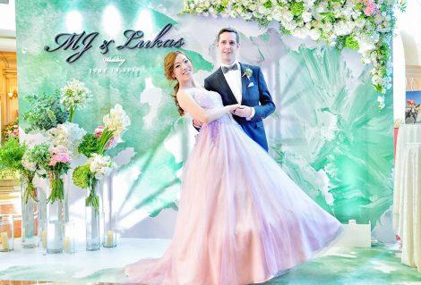 台中婚攝/婚禮攝影/婚禮紀錄/台中僑園飯店/ LUKAS+孟婕