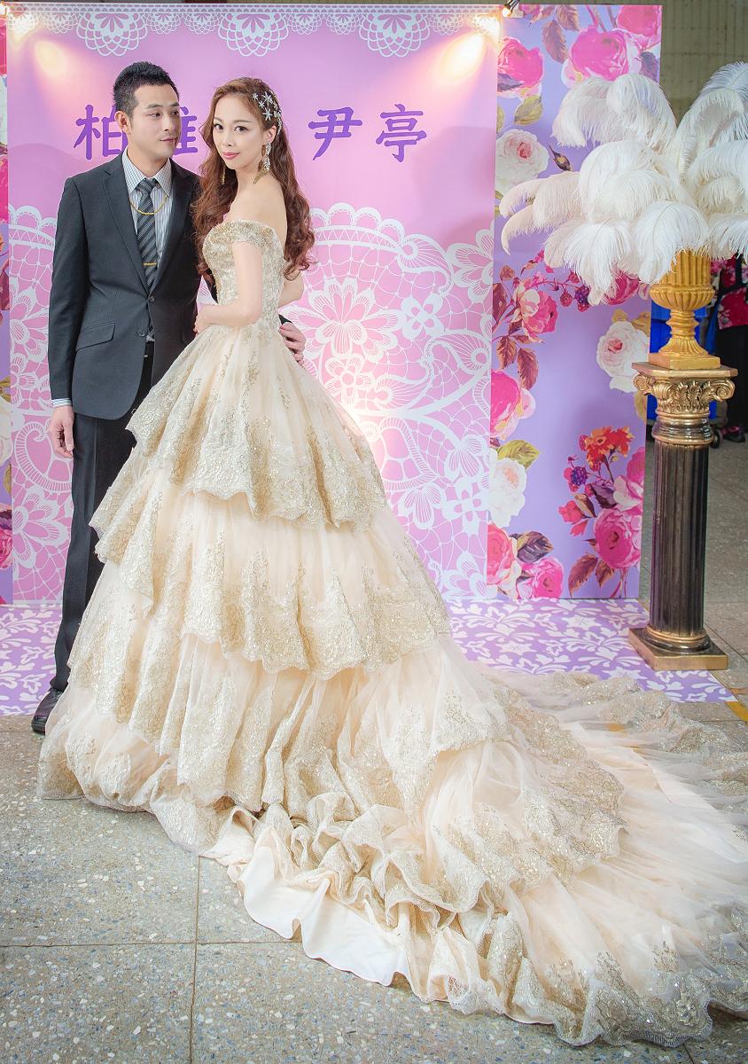 婚攝/嘉義婚攝/婚禮攝影/婚禮紀錄/東石高級中學禮堂│ 柏維+尹亭-婚禮紀錄