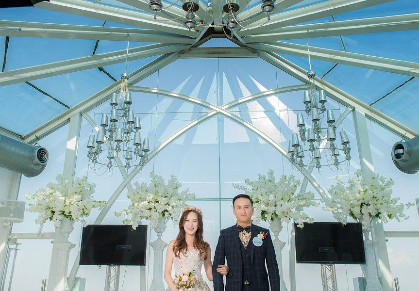婚攝/台中婚攝/婚禮攝影/婚禮紀錄/球愛物語婚宴會館│ 楊鴻&慧婷-婚禮紀錄