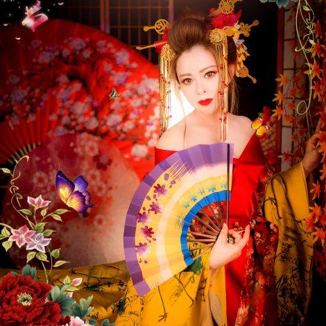 台灣花魁/台中花魁/日本豪華花魁攝影/個人寫真/藝術照/女攝影師
