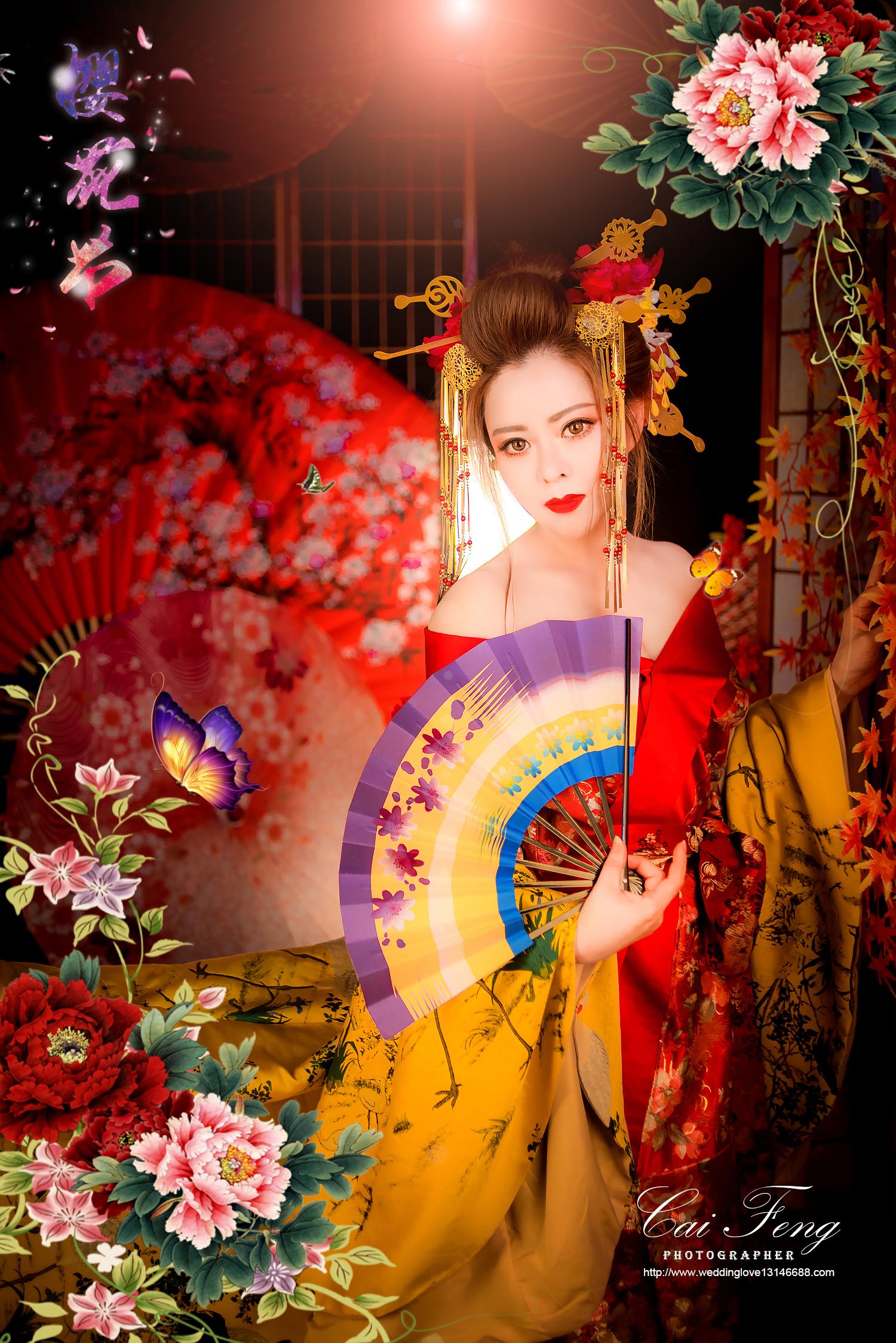 台中花魁/日本豪華花魁攝影/個人寫真/藝術照/女攝影師
