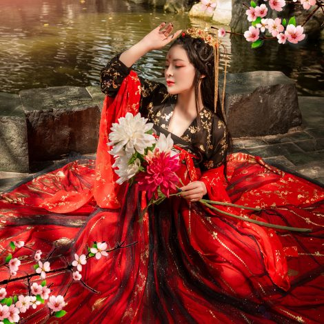 古風攝影/中式漢服寫真/漢服包套寫真服務/台中古裝漢服寫真/女攝影師/客製化攝影服務