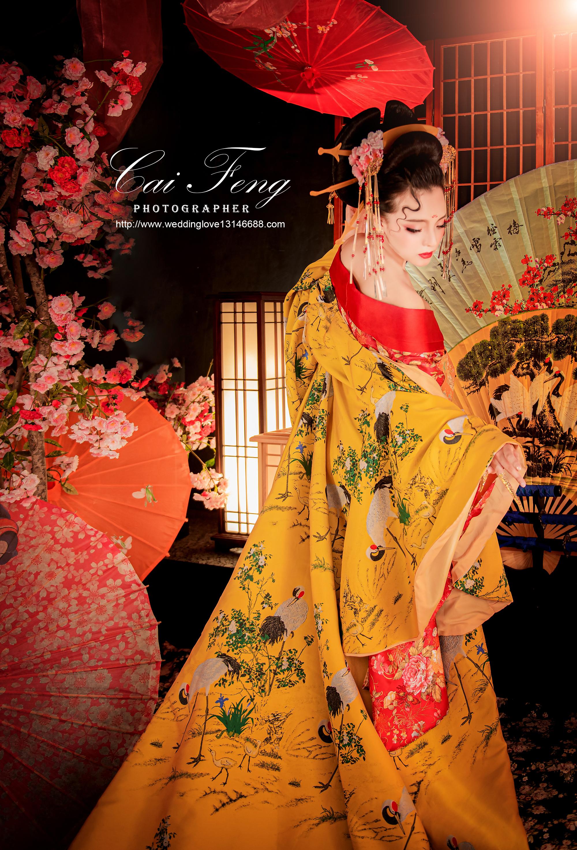 台中花魁/日本豪華花魁攝影/秀和服/台灣花魁性感寫真/藝術照/女攝影師/客製化寫真