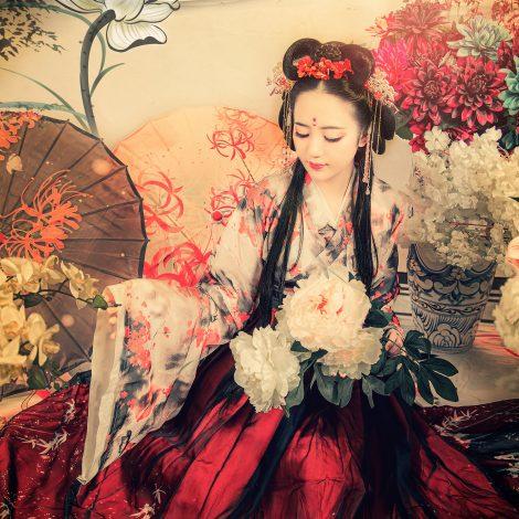 古風攝影/中式漢服寫真/漢服包套寫真服務/台中古裝漢服寫真/女攝影師/客製化攝影服務/台灣古裝寫真/秀和服寫真/精緻工筆畫風古裝攝影