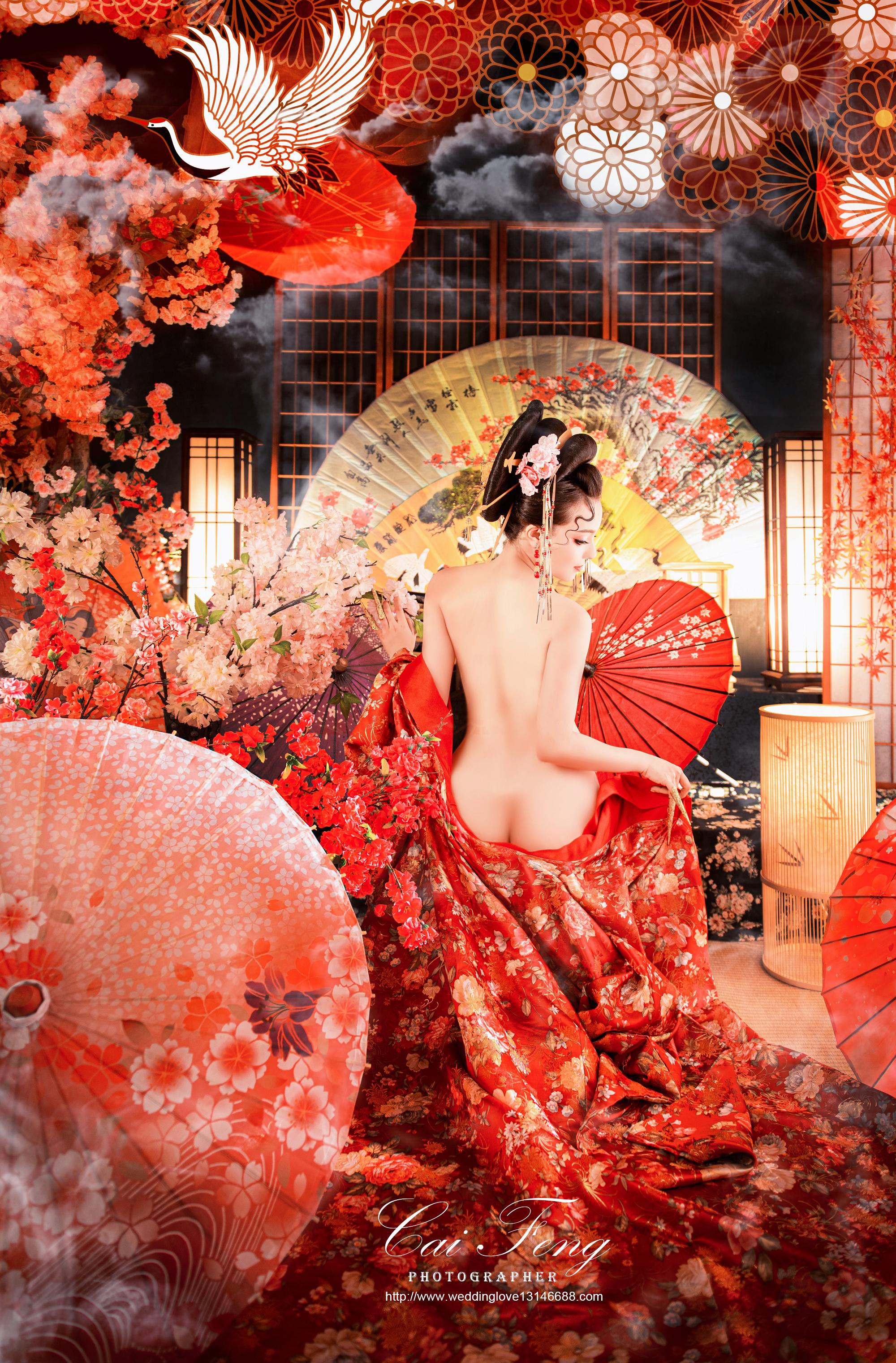 台中花魁/日本豪華花魁攝影/秀和服/個人寫真/性感寫真/藝術照/女攝影師/客製化寫真