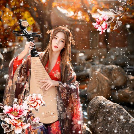 中式漢服寫真/古裝包套寫真服務/台中漢服寫真/女攝影師/客製化拍攝/個人寫真/情侶寫真